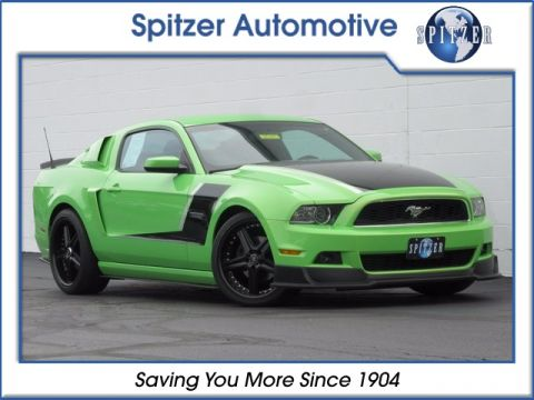 Pre-Owned 2013 Ford Mustang V6